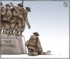 Comfort In Halifax Bruce Mackinnon S Ottawa Shooting Cartoon A Poignant Image