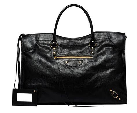 Guess Who The Balenciaga City Bag by Balenciaga Introduces Two New City Bag Sizes Check Out