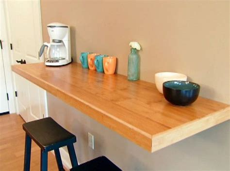 Wall Mounted Bar Table Wall Mounted Bar Counter Your Own Wall Mounted Kitchen Table The Kitchen Dahab