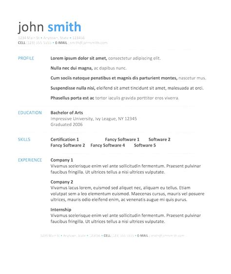 Resume Template Microsoft by Styles Microsoft Office Free Resume Templates Microsoft Office Resume Template Http Www
