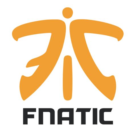 team fnatic cs go hd logo fnatic logo font