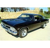 1966 CHEVROLET CHEVELLE SS COUPE  117627