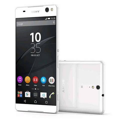 Backdor Sony Xperia C5 Original Standar sony xperia c5 ultra dual e5563 phone white free shipping dealextreme