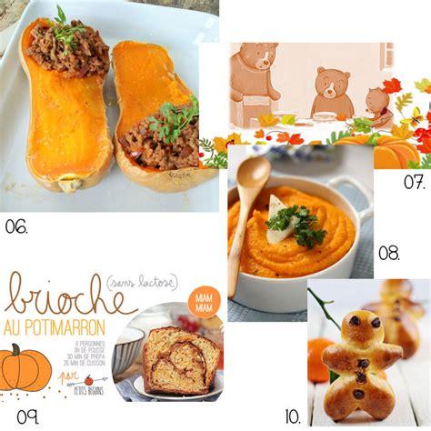 recette de cuisine pour enfant cuisine des recettes de cuisine d automne pour les