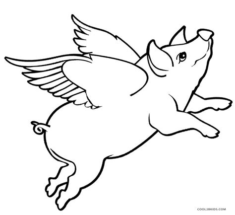 Coloring Page Pig by Free Printable Pig Coloring Pages For Cool2bkids