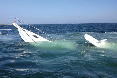 boat sinking lake michigan keeping your boat afloat seaworthy magazine boatus