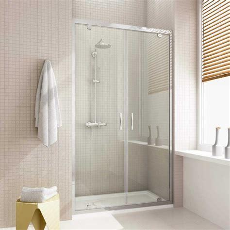 cristal porte porta saloon per doccia a nicchia quot cristal quot
