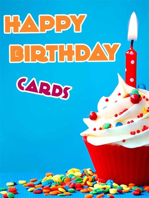 Make Your Own Birthday Card App