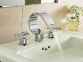 Vessel Faucets Brushed Nickel Bathroom Perfect Modern Bathroom Faucets For Your Sink