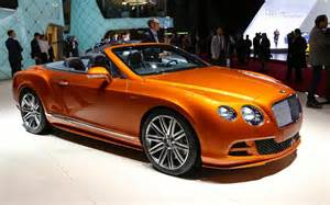 Bentley Supersports 2015 2015 Bentley Continental Gt Speed Supersports Carspoints