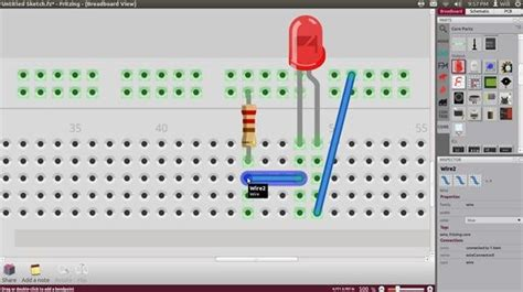 circuit to breadboard software how to create practically anything part 1 fritzing circuit boards 171 mad science