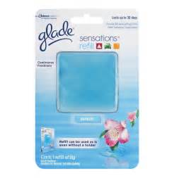 Glade Gel Air Freshener Review Glade Sensations Gel Air Freshener Refill Harmony 1 X 8g