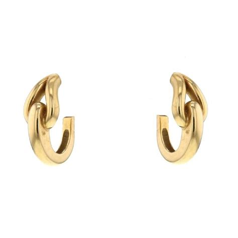 pomellato earrings pomellato earring 347099 collector square