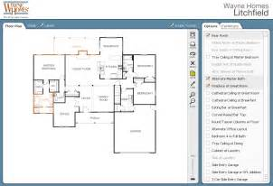 Floor Plan Design Online Free by Floor Plan Of Your Dream House