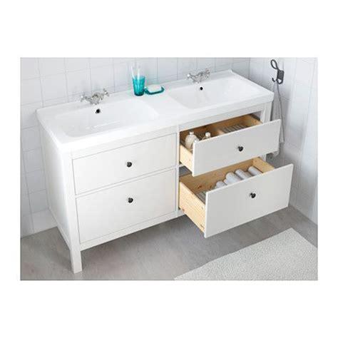 ikea under sink drawer hemnes odensvik sink cabinet with 4 drawers black brown