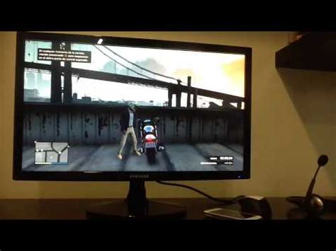 Monitor Led Samsung Sd300 unboxing review monitor gamer samsung sd300 22 pulgadas