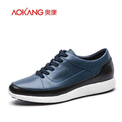 new style flat shoes aokang 2016 autumn s casual shoes new style