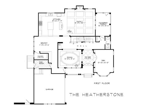 heatherstone house plan heatherstone a we build on your lot stanley martin