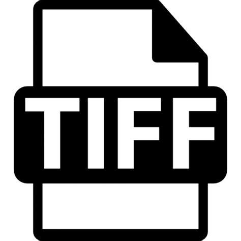 tiff image tiff file extension symbol icons free