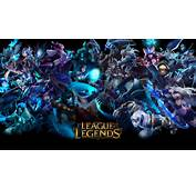 League Of Legends Wallpapers  WallpapersIn4knet