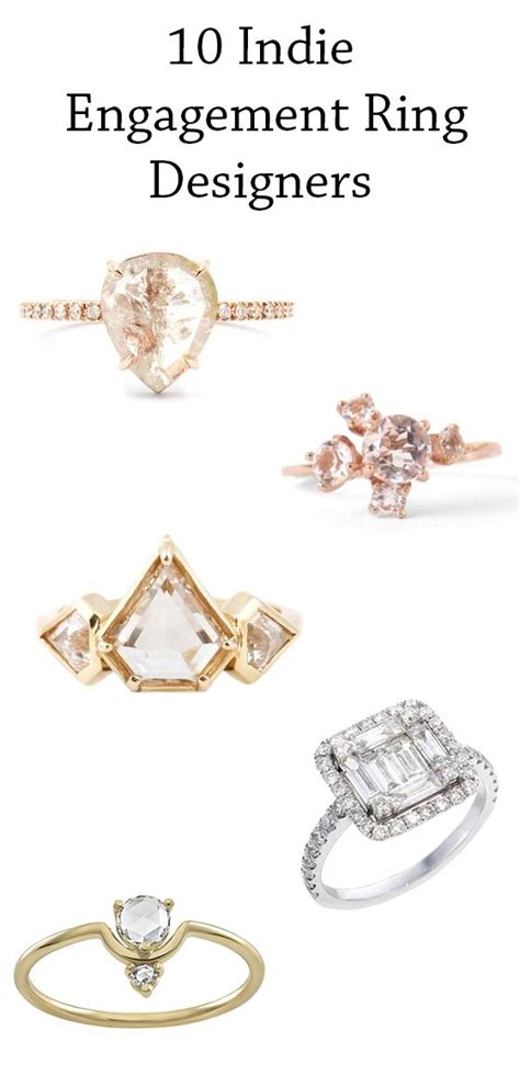 1000 ideas about alternative engagement rings on