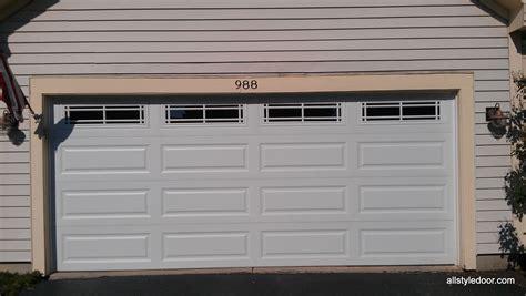 prairie style garage doors exles ideas pictures