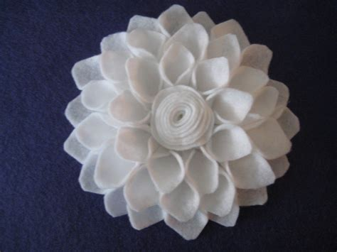 pattern for making felt flowers learn how to make felt flowers with easy tutorials
