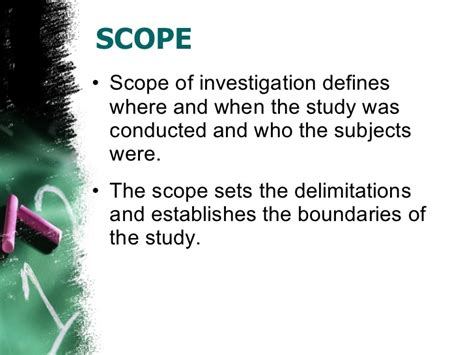 exle of thesis scope and limitation scope and limitation of study sle euthanasiapaper x