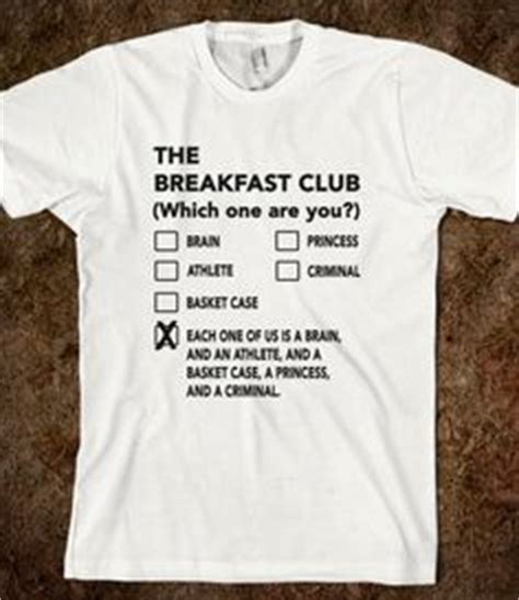 Closing Letter From The Breakfast Club 1000 Images About The Breakfast Club On The Breakfast Club Breakfast Club And