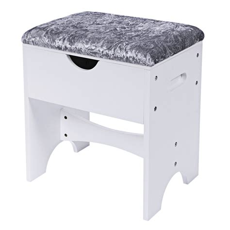 white storage seat bench white storage bench seat home furniture design