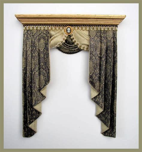 how to make dolls house curtains 335 best passion for miniatures images on pinterest