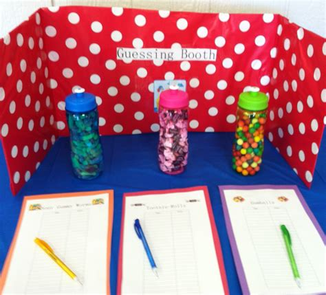 themes for guessing games great idea for a pto pta fall festival party a