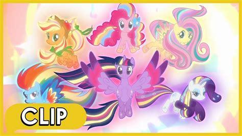 my little pony rainbow power coloring pages dentro del cofre rainbow power mlp la magia de la