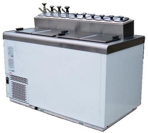 bathtub capacity bdf8 nelson flavorrail dipping cabinet 17 5 cu ft 19 tub capacity