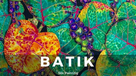 5 Painting Techniques by Basic Silk Painting Techniques Tips