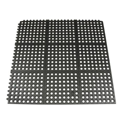 update international fm 33b 3 square interlocking rubber