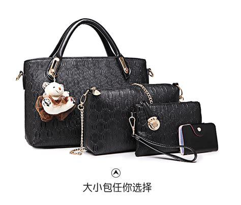 Tas Selempang Bag Wanita Dapat 3 0483 Murah Limited jual tas murah selempang promo b34053 b 34053 4in1 black
