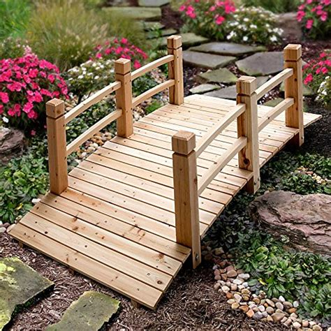 garden bridge kits 15 whimsical wooden garden bridges home design lover