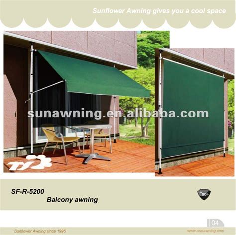 Sail Canopy For Patio Sf R 5200 Free Standing Balcony Awning Buy Free Standing