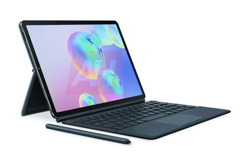 Samsung Galaxy Tab S6 Specs by More Leaked Samsung Galaxy Tab S6 Specs Reveal Battery Dual Memory Configurations
