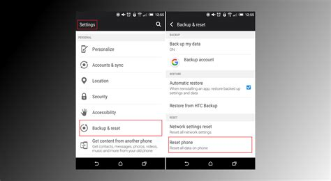 reset android phone before selling how to properly wipe the data from your android device s