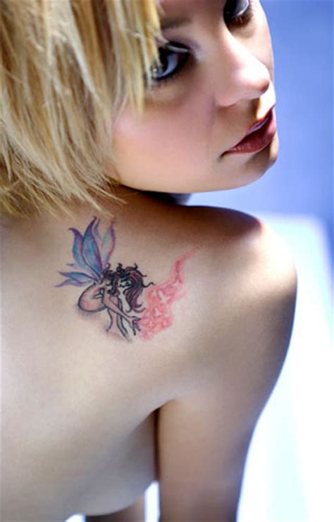 hot tattoo trends 34 most beautiful fairy tattoo designs for girls 2012