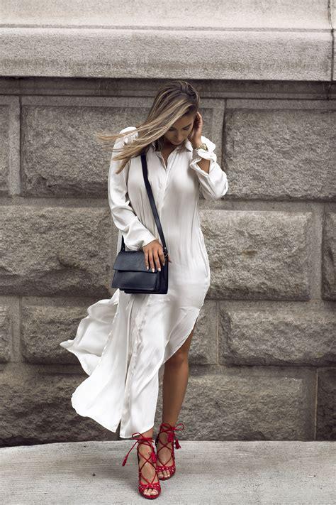 Blouse Simple Zara Kubus 25 simple ways to wear a shirt dress ideas just the design
