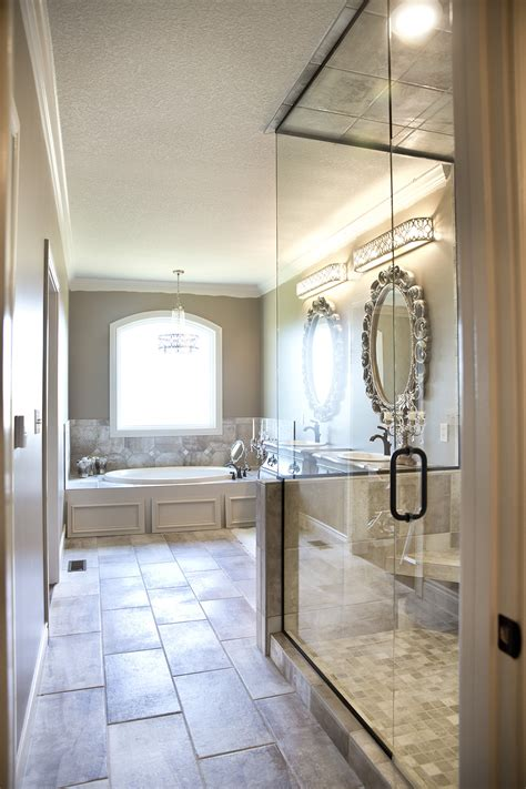 floor to ceiling glass panels glass shower koonse glass company