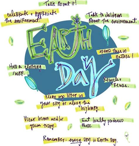 healthy earth happy earth day what are you doing to keep the earth