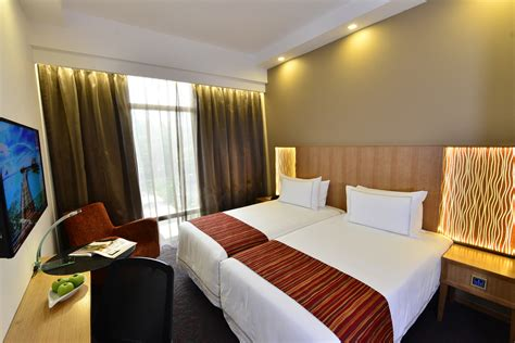 Matras Central Grand Deluxe deluxe room