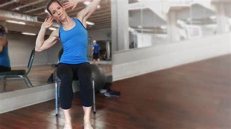 abdominal exercises  seniors  stability