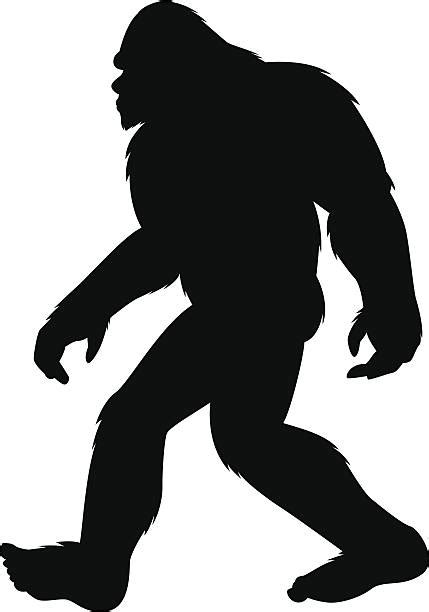 Bigfoot Clipart Free royalty free bigfoot clip vector images