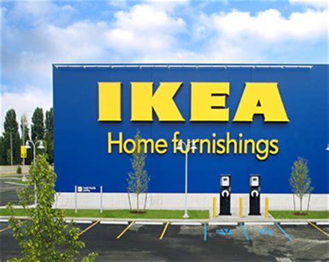 ikea veut installer des bornes de recharge dans ses