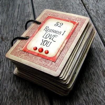 Mini Book 50 Things I About You 365 Days Of Crafts - dia dos namorados presentes artesanais vilamulher